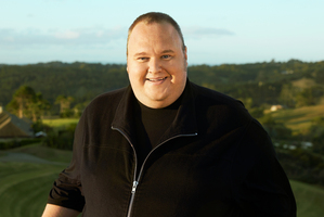 Kim Dotcom. Photo / APN