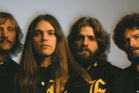 The Eagles in their heyday (from left) Joe Walsh, Timoth B. Schmit, Glenn Frey and Don Henley.