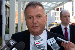 Shane Jones. Photo / NZ Herald