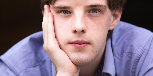 Satire writer Ben Uffindell says 'don't take me seriously'. Photo / NZ Herald