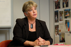Penny Hulse, Deputy Mayor of Auckland. Photo / Richard Robinson