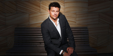 Karl Urban is to star in a teen fantasy-adventure movie. Photo / Getty Images