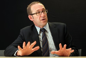 Labour Party's spokesman for labour issues Andrew Little. Photo / APN