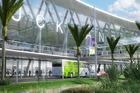 Auckland Airport expansion plans.