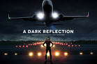 The poster for A Dark Reflection, due to premiere at Cannes.
