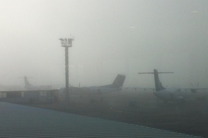 Fog has delayed flights at Auckland Airport. Photo / File