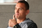Aaron Cruden hopes to be back in action this weekend. Photo / Getty Images