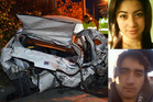 Danielle Ngametua Krystal Kiriau, 17, and Shannon Cookie Kiriau, 22, were killed when their car crashed near Green Island. Photo / Otago Daily Times