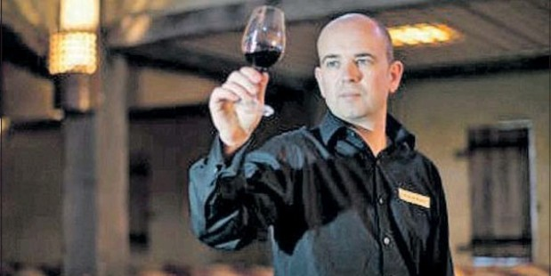 OUR SHOW: Church Road winemaker Chris Scott is looking forward to the high level of competition at the country's top premier wine competition which is heading the Bay's way.