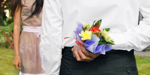 'Someone will give me flowers, my husband will hug me gratefully...hardly.', says Nissen. Photo / Thinkstock