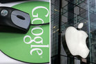 Apple and Google have agreed to dismiss all the current lawsuits that exist directly between the two companies. Photo / AP