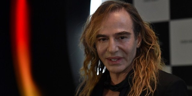 John Galliano has been in hiding since being sacked by Dior in 2011 for making drunken racist tirades. Photo / AFP