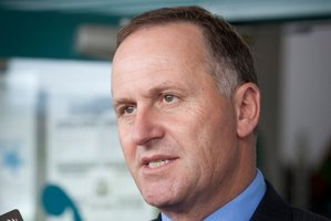 Prime Minister John Key. File photo / Natalie Slade NZH.