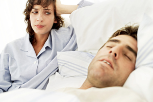 A new device could end the misery of snoring - for everyone. Photo / Thinkstock