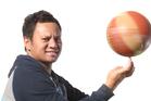 Basketball. Tane Bennett.