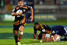 Tim Nanai-Williams joined the Chiefs in 2010 and has played 62 matches for the franchise. Photo / Getty Images