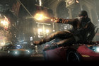 A scene from Watch Dogs.