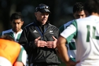 Sevens coach Sir Gordon Tietjens says he did not mean to cause offence. Photo / APN