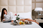 Do you ever treat yourself to a night in a hotel room in your home city? Photo / Thinkstock
