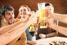 Kiwis can celebrate beating their trans-Tasman rivals in the beer awards. Photo / Thinkstock