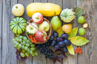 We get antioxidants from coloured plant foods. Photo / Thinkstock