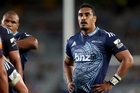 Jerome Kaino is favoured to play against England. Photo / Getty Images