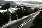 Schools have shut their doors and several major roads are closed as a wintry blast brings snow falls to sea level from Invercargill to Dunedin.
