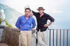 Steve Coogan and Rob Brydon in The Trip to Italy.