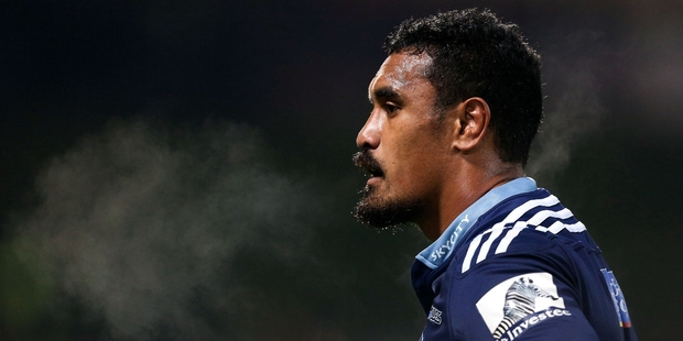 Jerome Kaino, who admitted to nerves before going into the All Blacks camp, says he can't count his chickens. Photo / Getty Images