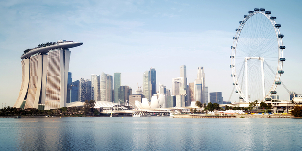 Mr Brown will be attending the World Cities Summit, where Helen Clark will be the key note speaker. Photo / Thinkstock
