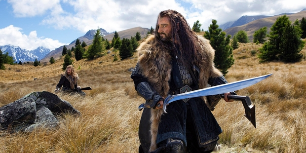 NZ's Hobbit-promoted scenery has competition from Switzerland and the US.