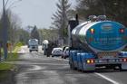 MyFarm expects the milk price will rise as the season goes on. Photo / Christine Cornege