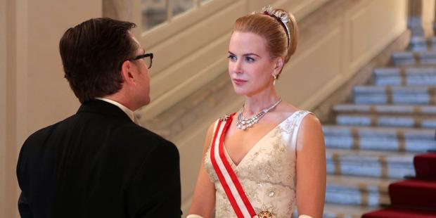 Nicole Kidman in Grace of Monaco. Photo/AP.