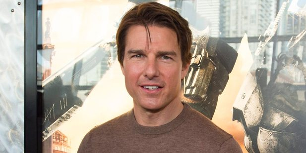 Tom Cruise says he is too busy to date. Photo/AP.