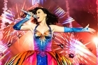 A sneak preview of footage from Katy Perry's Prismatic world tour, which is coming to New Zealand on December 19 and 20.