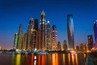 Dubai relies on imported natural gas paid for at market prices to run power and water-purification plants. Photo / Thinkstock