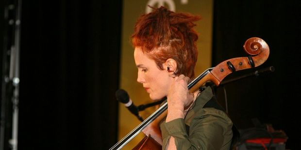 Recording artist Zoe Keating is worried about the switch from buyers to listeners with the push by Apple into streaming music. Photo / Wikipedia - Ed Schipul