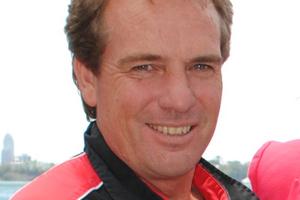 Paul Macaulay, CEO of Auckland Adventure Jet.