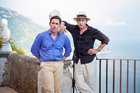 Rob Brydon and Steve Coogan reprise The Trip, but in Italy.