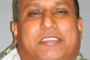 Dinesh Lal is due in court today for his third appearance this week.