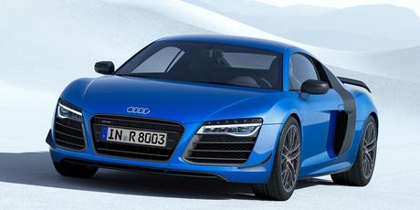 Audi now have laser lights.