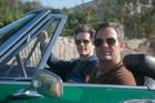 Mark Ruffalo (left) and Matt Bomer in 'The Normal Heart'.