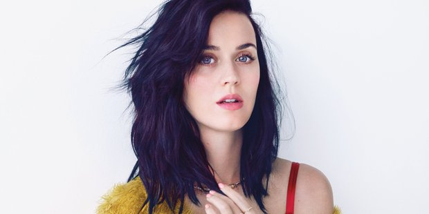 US superstar, Katy Perry.