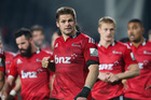 The conference has fallen into the Crusaders' lap over the weekend. Photo / Getty Images