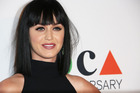 Katy Perry will be the first covergirl to appear on every single issue of Cosmo around the world. Photo / AP
