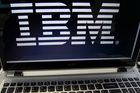For Chinese banks to remove IBM servers and replace them with a local brand would be a further blow to IBM's business in China, where sales fell 20 per cent in the first quarter. Photo / AP