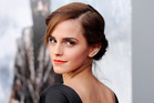 Harry Potter star Emma Watson. Photo / AP