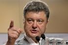 Ukrainian President-elect Petro Poroshenko. Photo / AP