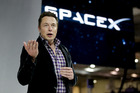 Elon Musk. Photo / AP