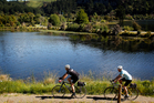 The Waikato River Trail. Photo / Christine Cornege